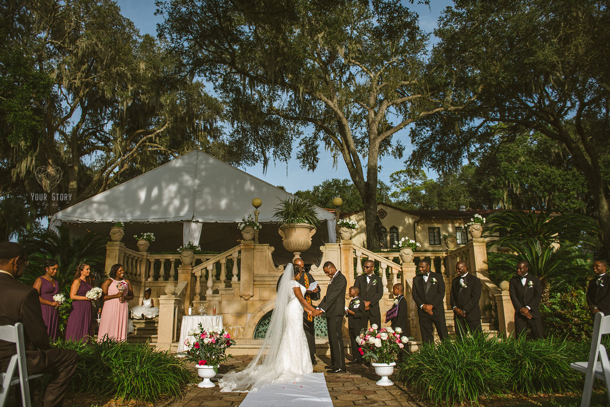 Cynthia Amp Mershack S Epping Forest Yacht Club Wedding Tampa Wedding Photographer Your Story