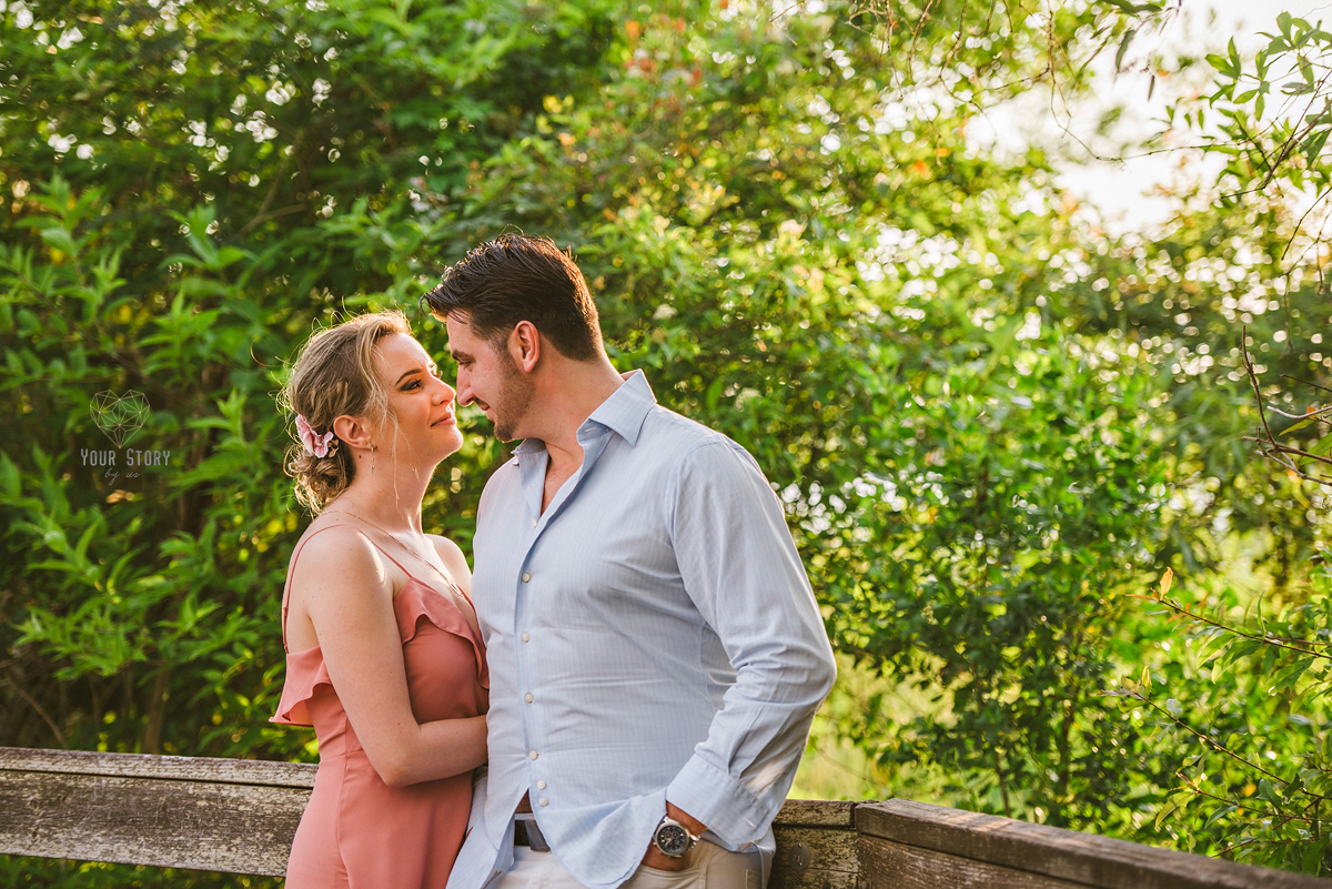 Chestnut Park Engagement Session