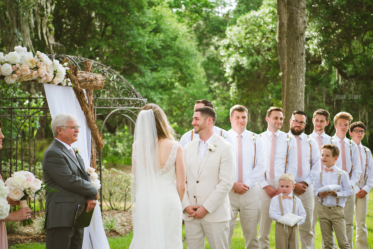 Cross Creek Wedding Wedding