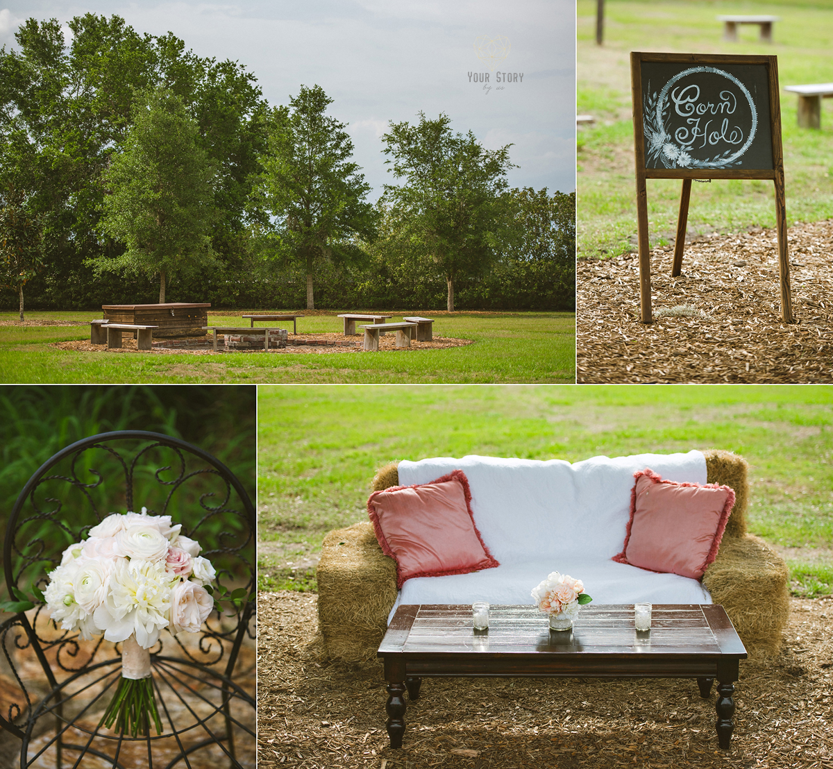 Cross Creek Wedding Wedding