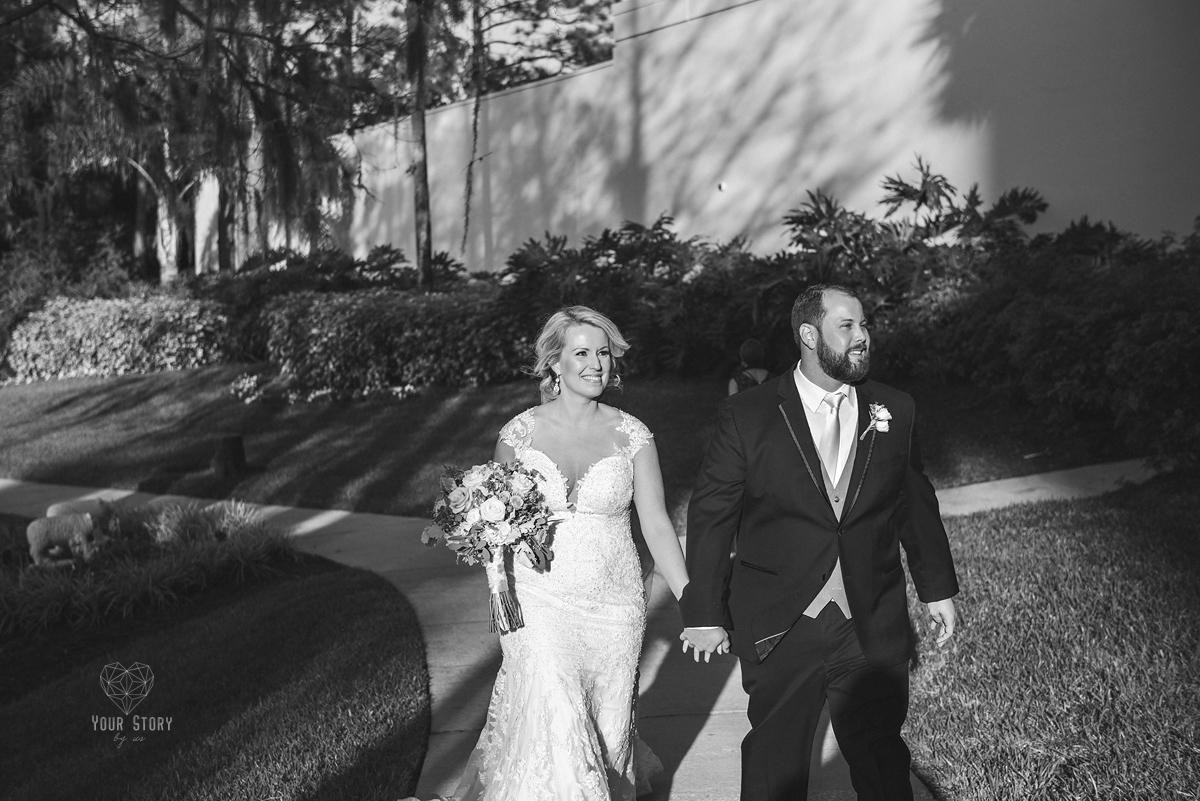 Hyatt Regency Grand Cypress Wedding