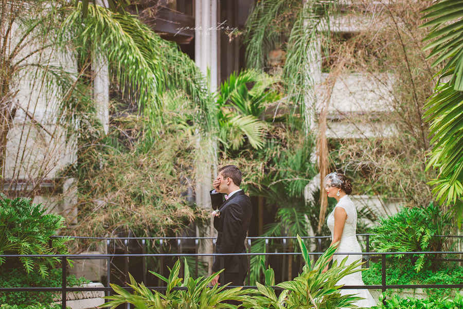 Mayfair Hotel And Spa Wedding