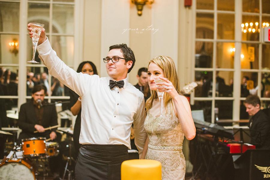 Sarah Jeff S Nyc Yale Club Wedding Tampa Wedding Photographer