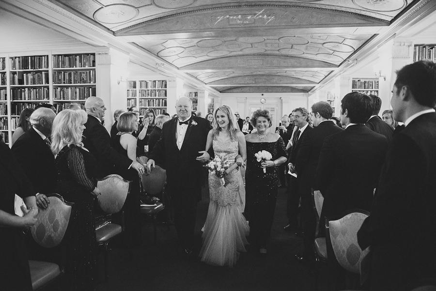 Yale Club Wedding: Jessica and Doug – The Brenizers |Yale Club Wedding