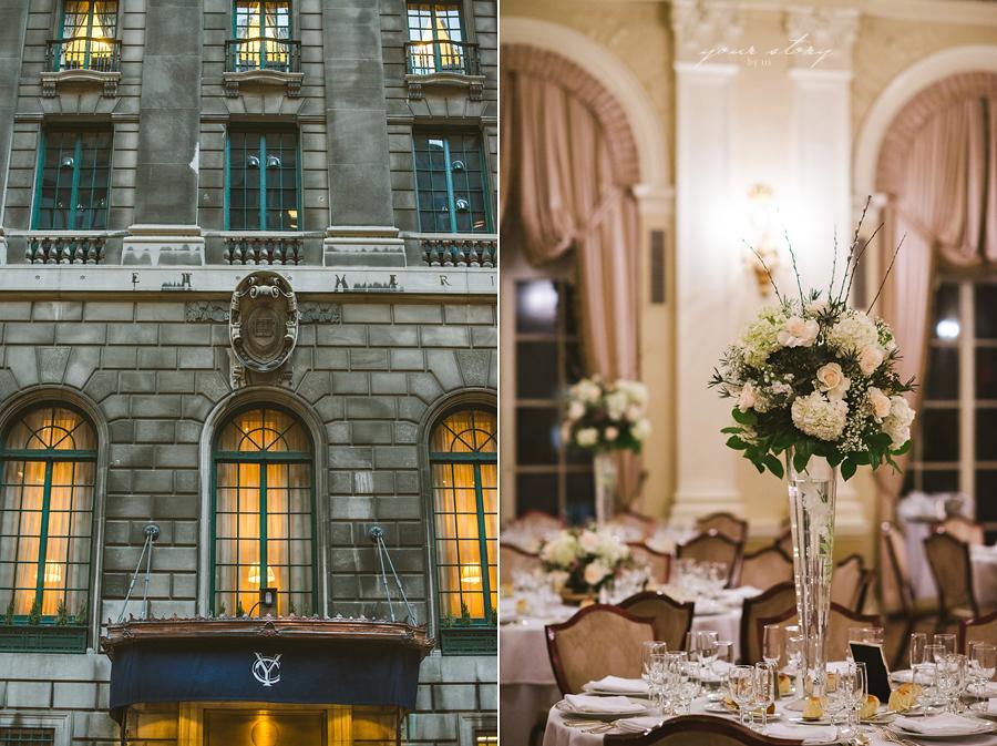 Brian Hatton Weddings – NYC Wedding Photographer – | Yale ... |Yale Club Wedding