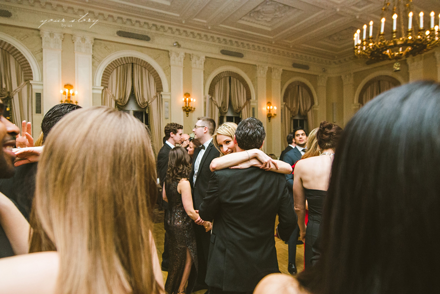 Sarah & Jeff's NYC Yale Club Wedding | Tampa Wedding Photographer